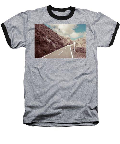 Paekakariki Hill Road Baseball T-Shirt