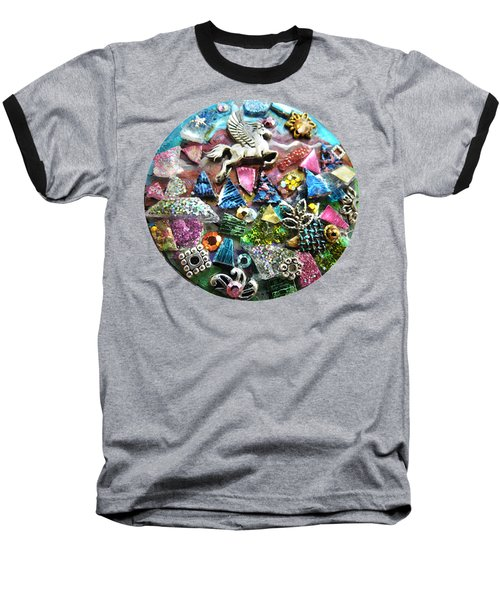 Paguses Jewelry Baseball T-Shirt