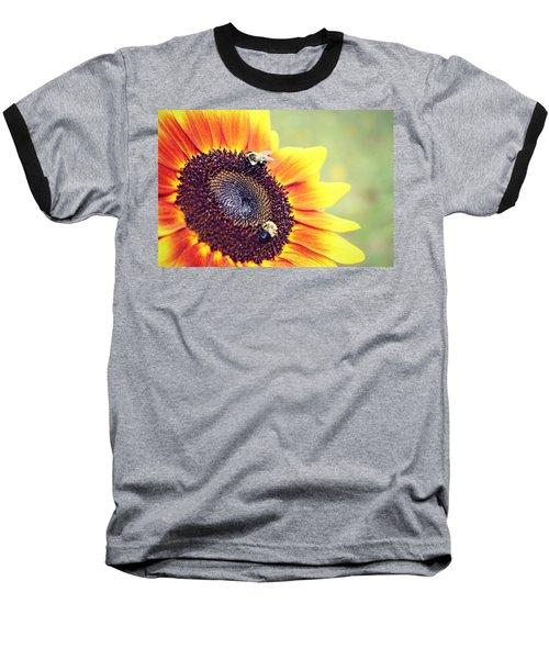 Painted Sun Baseball T-Shirt