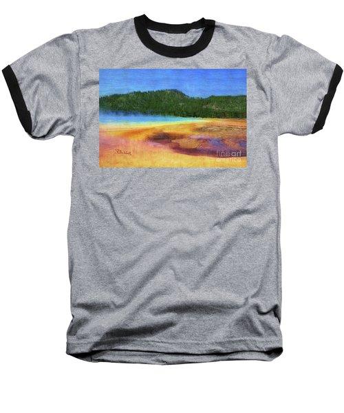 Painting #5 Baseball T-Shirt