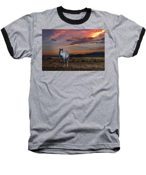 Pale Horse Baseball T-Shirt