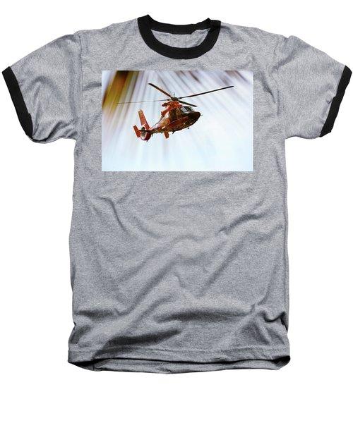 Palm Chopper Baseball T-Shirt