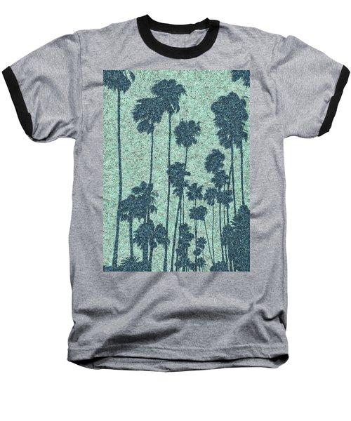 Palms Over Palisades No. 2 Baseball T-Shirt