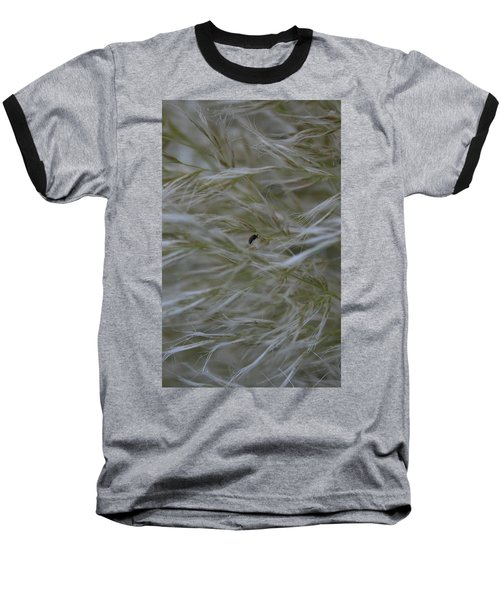 Pampas Grass And Insect Baseball T-Shirt