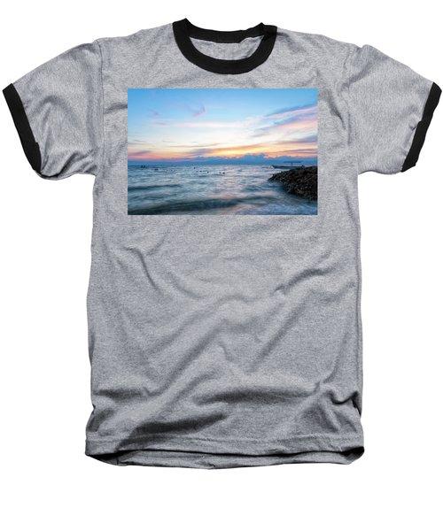 Paradise Beauty Baseball T-Shirt