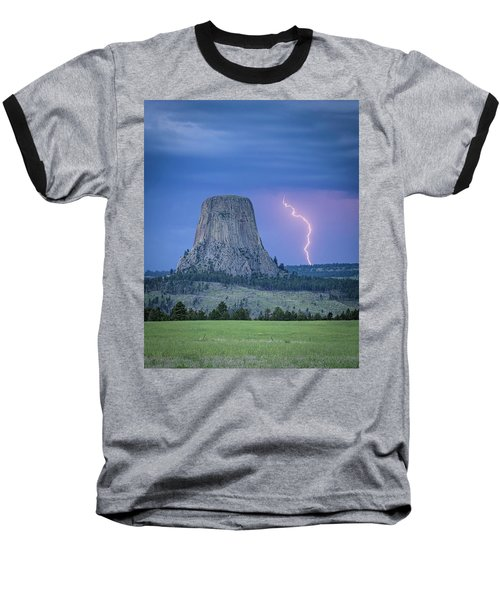 Parallel The Tower Baseball T-Shirt
