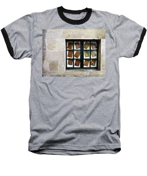 Parchment Panes Baseball T-Shirt