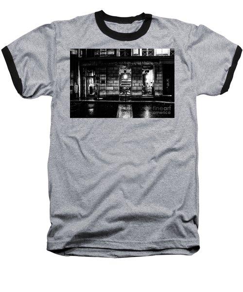 Paris At Night - Rue Bonaparte 2 Baseball T-Shirt