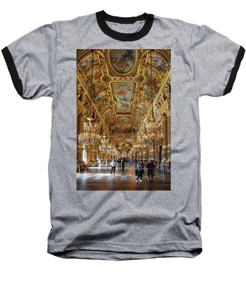 Paris Opera Baseball T-Shirt