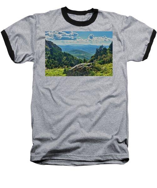 Parkway Overlook Baseball T-Shirt