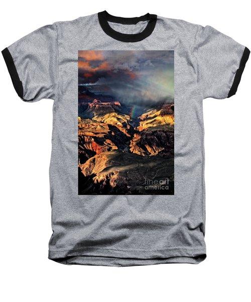 Passing Storm Baseball T-Shirt