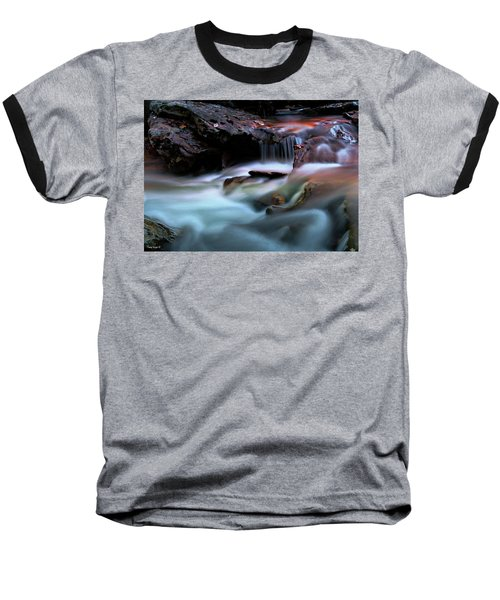 Passion Of Water Baseball T-Shirt