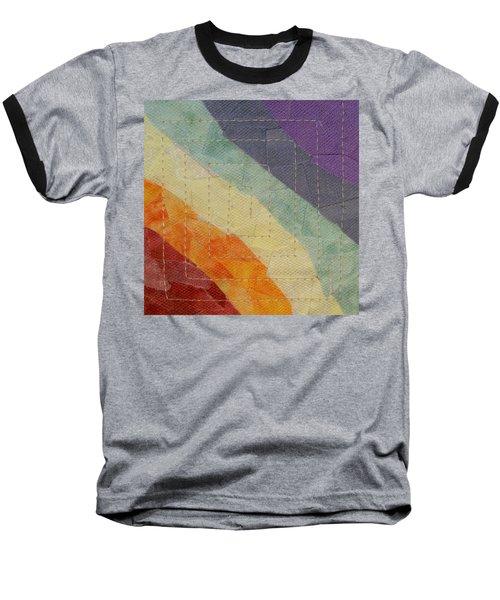 Pastel Color Study Baseball T-Shirt