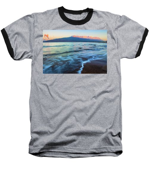 Pastel Sunrise Baseball T-Shirt