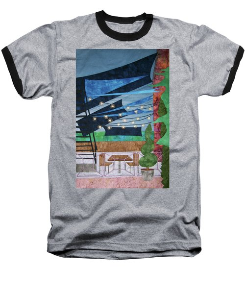 Patio At The Winds Baseball T-Shirt