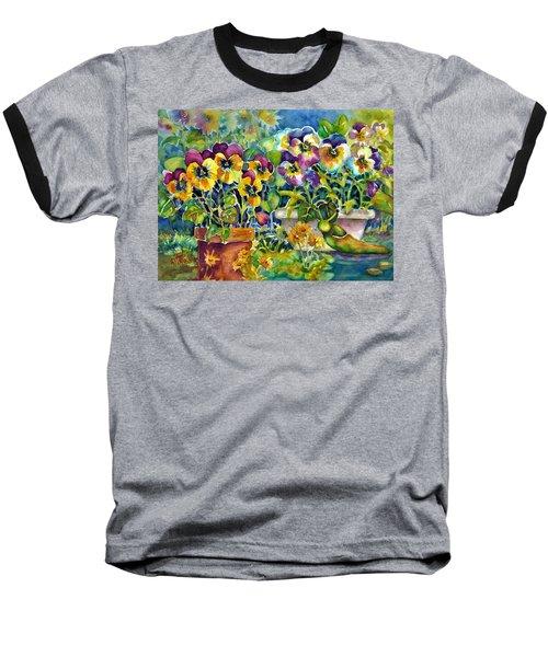 Patio Visitor Baseball T-Shirt