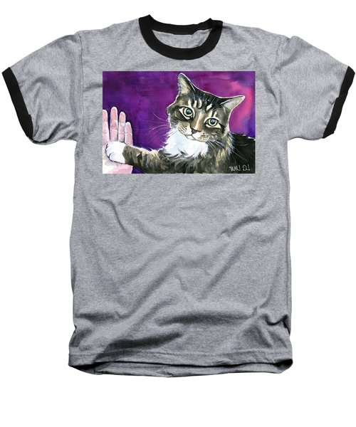 Paw Love Baseball T-Shirt