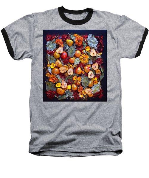 Pear Livable Tapestry Baseball T-Shirt