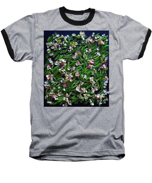 Peas Please Baseball T-Shirt