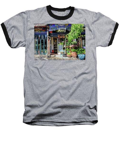 Peking Cafe Baseball T-Shirt