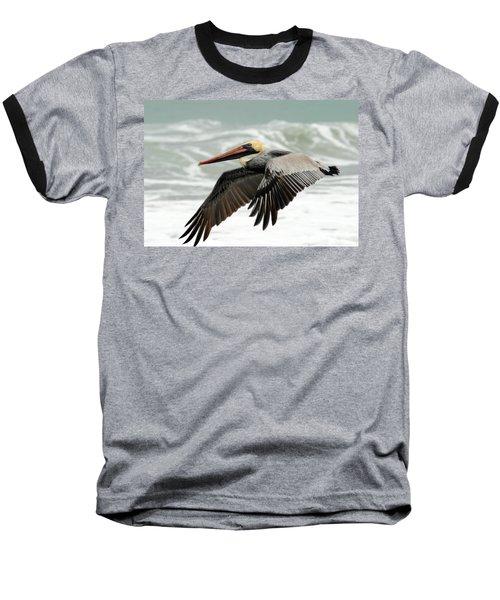 Pelican Glide Baseball T-Shirt