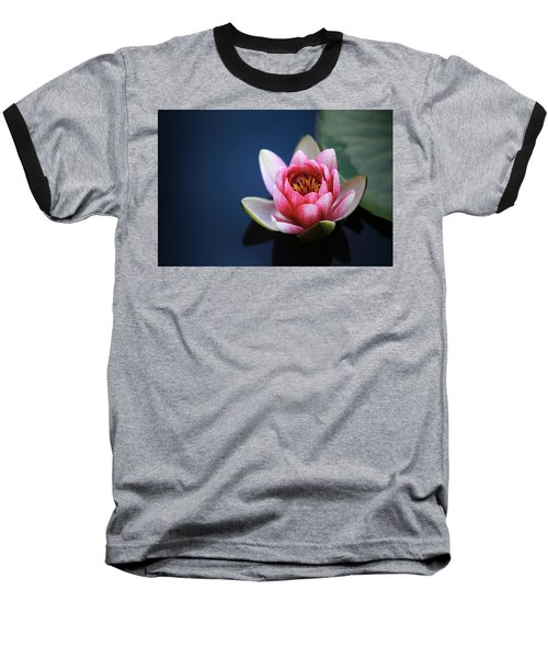 Perfect Lotus Baseball T-Shirt