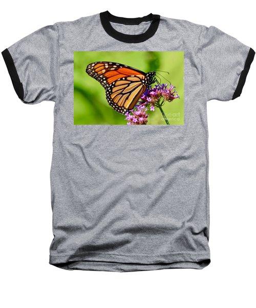 Perfect Monarch Baseball T-Shirt