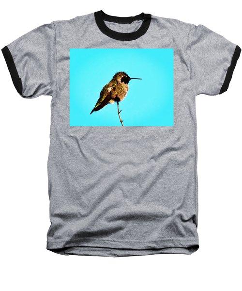 Perfect Posing Baseball T-Shirt