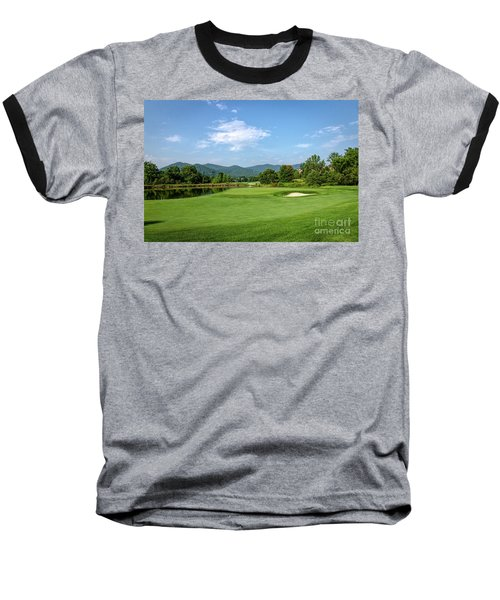 Perfect Summer Day Baseball T-Shirt