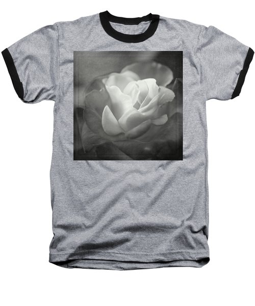 Perfectly Imperfect Monochrome By Tl Wilson Photography Baseball T-Shirt