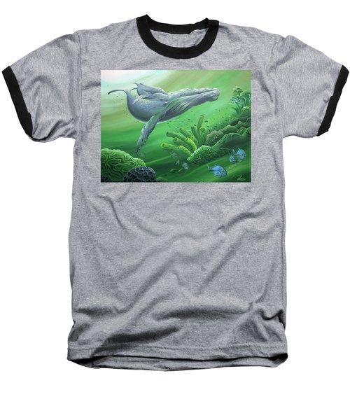 Phathom Baseball T-Shirt