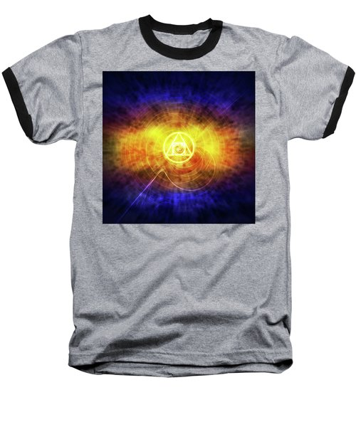 Philosopher's Stone Baseball T-Shirt