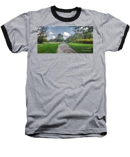 Pickerington Ponds Walkway Baseball T-Shirt