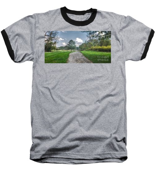 Pickerington Ponds Walkway Baseball T-Shirt
