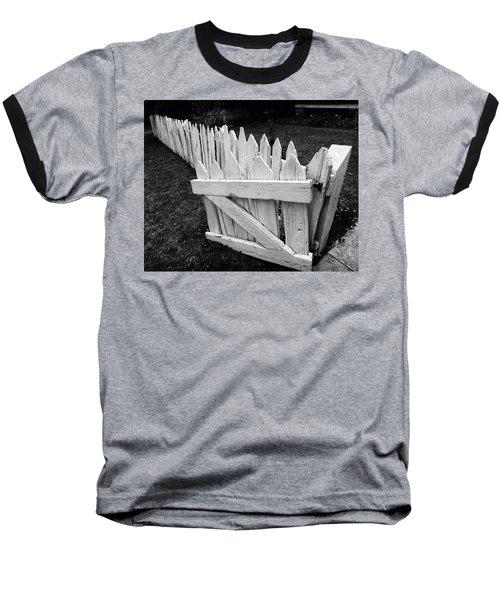 Pickett Fence Baseball T-Shirt