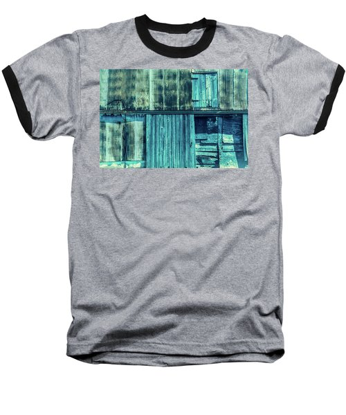 Pieces Of The Past Baseball T-Shirt