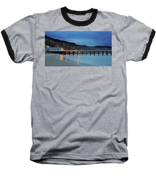 Pier House Malibu Baseball T-Shirt