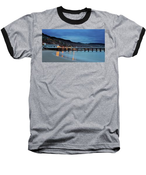 Pier House Malibu Baseball T-Shirt