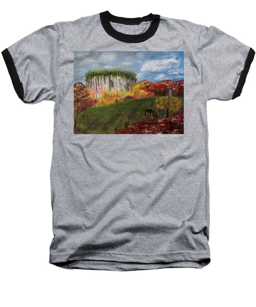 Pilot Mountain Baseball T-Shirt
