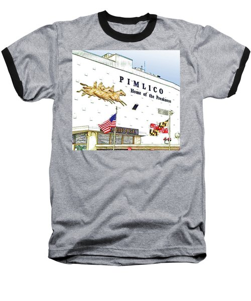 Pimlico Baseball T-Shirt