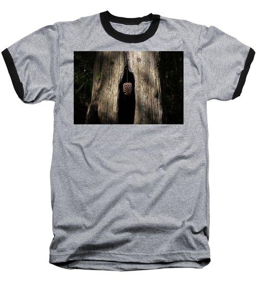 Pinecone  Baseball T-Shirt