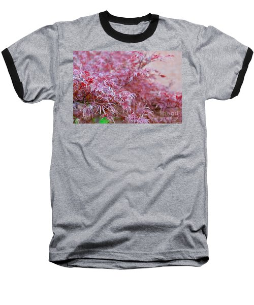 Pink Fairy Tale Baseball T-Shirt