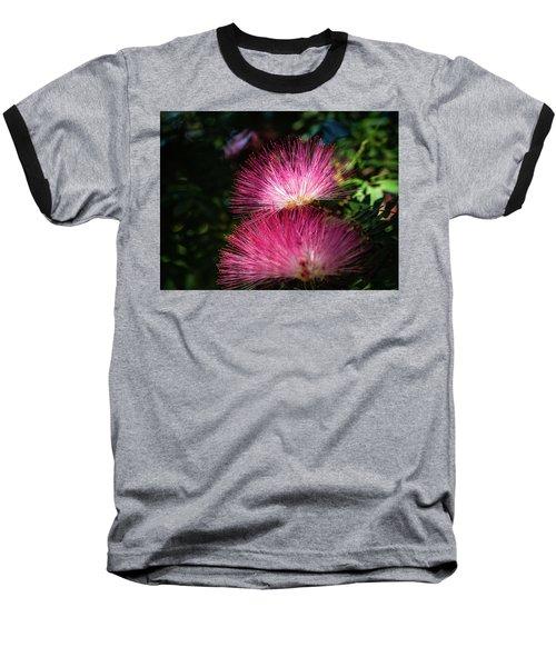Pink Light Baseball T-Shirt