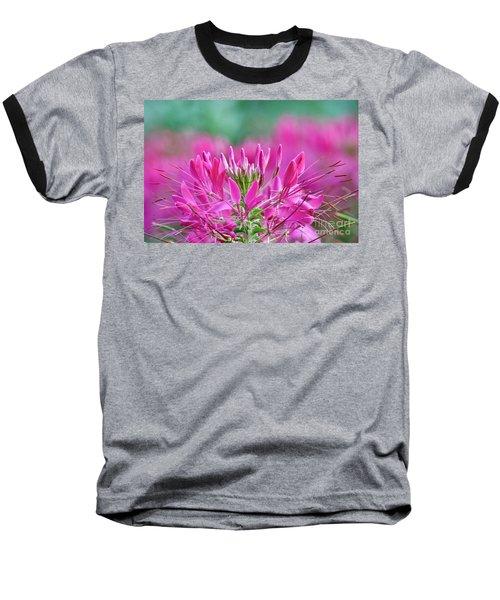 Pink Queen Baseball T-Shirt