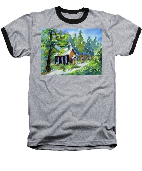 Pioneer Union Church Baseball T-Shirt