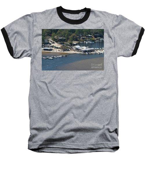 Pirates Cove - Natural Baseball T-Shirt