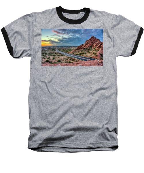 Popago Park Views  Baseball T-Shirt
