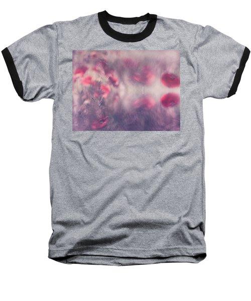 Poppy Stories Baseball T-Shirt