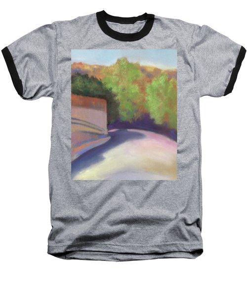 Port Costa Street In Bay Area Baseball T-Shirt