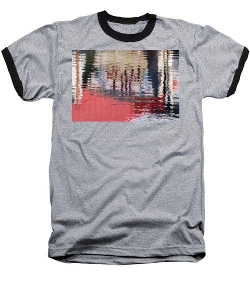 Port Reflections Baseball T-Shirt